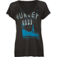 HURLEY 999 Womens Pocket Tee