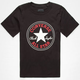 CONVERSE Circle Logo Boys T-Shirt