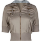 FULL TILT Hooded Twill Womens Jacket