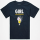 GIRL Salty Mens T-Shirt