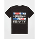 YOUNG & RECKLESS Murica Overtime Mens T-Shirt