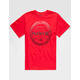 HURLEY Lyrics Mens T-Shirt