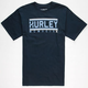 HURLEY First Row Mens T-Shirt
