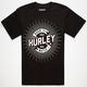 HURLEY Do It Mens T-Shirt