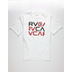RVCA Stacked Boys T-Shirt