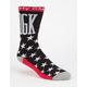 DGK All Star Mens Crew Socks
