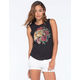 RIOT SOCIETY Ornate Tiger Womens Muscle Tank