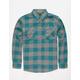 SHOUTHOUSE Cast Mens Flannel Shirt