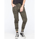 ALMOST FAMOUS Ethnic Print Womens Jogger Pants