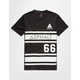 ASPHALT YACHT CLUB MVP Mens Reflective T-Shirt
