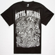 METAL MULISHA Riot Mens T-Shirt