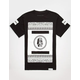 LAST KINGS Bandit Block Mens T-Shirt