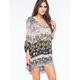 GYPSIES & MOONDUST Linear Swing Dress