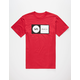 RVCA Correction Mens T-Shirt