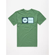 RVCA Correction Mens T-Shirt