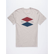 RVCA Double Up Mens T-Shirt