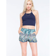 BEBOP Mixed Print Womens Shorts