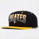 AMERICAN NEEDLE Hayes Pirates Mens Snapback Hat