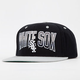 AMERICAN NEEDLE Hayes White Sox Mens Snapback Hat