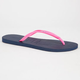 HAVAIANAS Slim Logo Pop-Up Womens Sandals