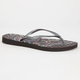 HAVAIANAS Slim Thematic Womens Sandals