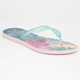 HAVAIANAS Slim Tie Dye Womens Sandals