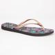 HAVAIANAS Slim Royal Womens Sandals
