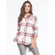 FULL TILT Womens Extreme Fit Flannel Shirt