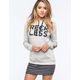 YOUNG & RECKLESS Super Stacked Womens Hoodie
