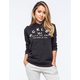 YOUNG & RECKLESS Keep Building Womens Pullover Hoodie