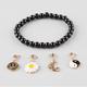 FULL TILT Yin Yang Interchangeable Charm Bracelet