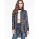 FULL TILT Womens Extreme Fit Flannel Shirt