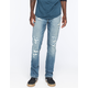 LEVI'S 511 Toto Destroyed Mens Slim Jeans - Discontinued