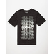 HURLEY Haze x Stecyk Mens T-Shirt