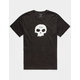 ZERO Single Skull Mens T-Shirt