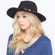 Panama Womens Concho Hat