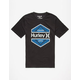 HURLEY Dri-FIT Wedged Mens T-Shirt