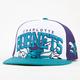 47 BRAND Tripleblock Hornets Mens Snapback Hat