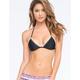 BIKINI LAB Crochet Triangle Bikini Top