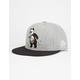 RIOT SOCIETY Panda Bubble Boys Snapback Hat