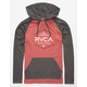 RVCA Graham Pure Mens Lightweight Hoodie