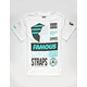 FAMOUS STARS & STRAPS Collector Mens T-Shirt