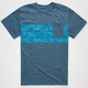 BILLABONG Drake Snake Boys Pocket Tee