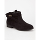 CELEBRITY NYC Margot Womens Slouch Booties