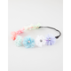 FULL TILT Multicolor Chiffon Flower Headband