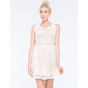 BLU PEPPER Lace Dress
