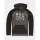 RVCA Graham Stacked Mens Lightweight Hoodie