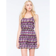 PATRONS OF PEACE Skater Dress