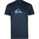 QUIKSILVER Logo Style Mens T-Shirt