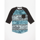RETROFIT Thunder Cloud Mens Baseball Tee